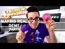 Steven Universe DIY Real Crystal Gems Part 1