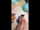 Куколка Лол и сестренка лол