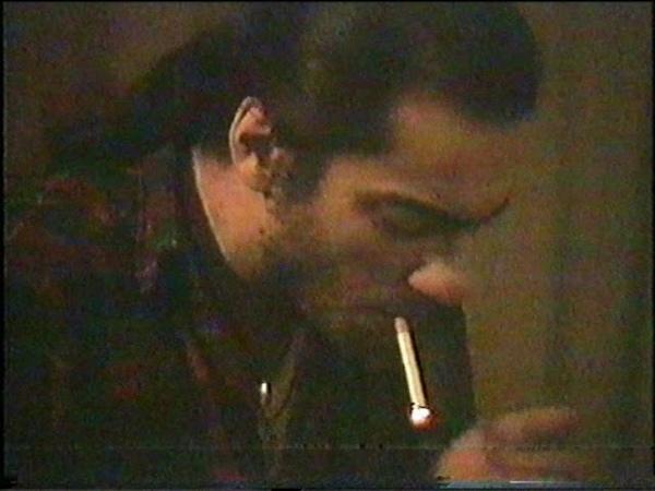 Анатолий Крупнов (Чёрный Обелиск) - Бизи Трэкс, запись альбома 96415 17.01.1993г.-07.02.1993г.
