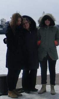 Вероника Северин, 31 марта , Санкт-Петербург, id113579633