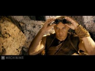 Риддик 3D/ Riddick (2013) Трейлер