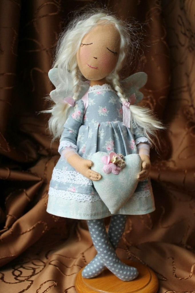 текстильняа кукла