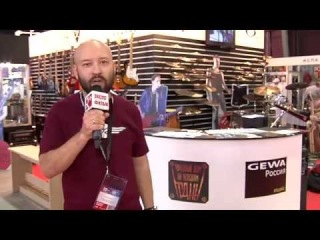 NAMM MusikMesse Moscow 2014
