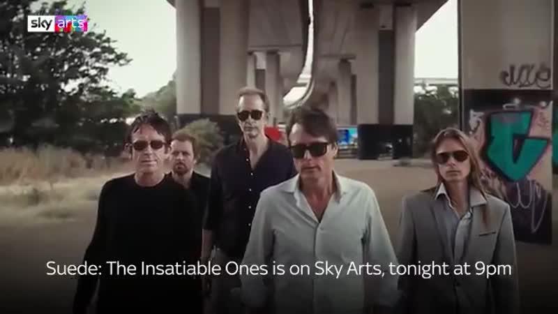 Suede: The Insatiable Ones (short trailer 2)