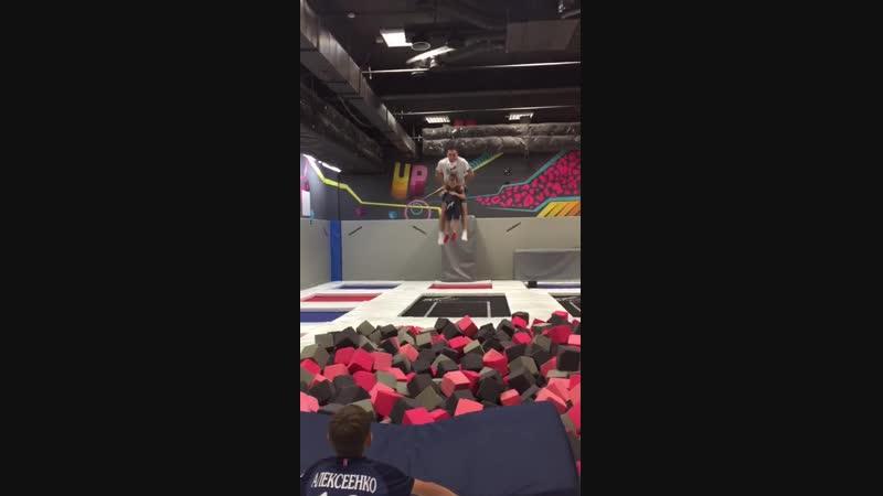 Супер прыжок