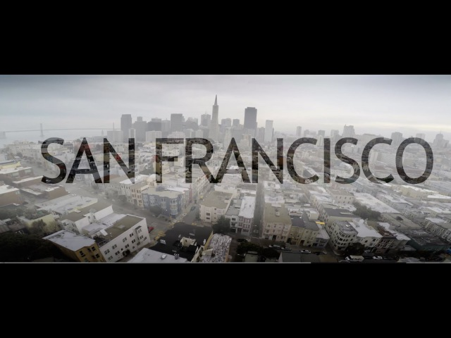 Travel San Francisco in a Minute | Expedia Aerial Drone Videos