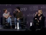 Matt and Dom Panel at Oz Comic-Con 2018 Brisbane