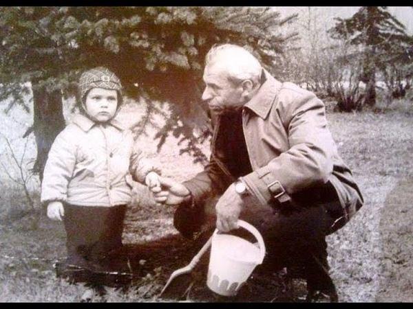 Посещение могил бабушки и дедушки.Мой сердечный дедушка.Сюжет 3