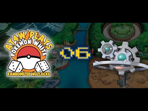 Pokémon White Randomized Nuzlocke 06 A Weapon to Surpass Metal Gear Let's Play