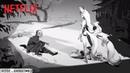 LOVE DEATH ROBOTS | Inside the Animation: Good Hunting | Netflix