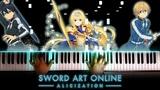 Sword Art Online Alicization OP