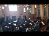 Evanescence - Orchestra warming up to record SYNTHESIS @ Dark Horse Recording