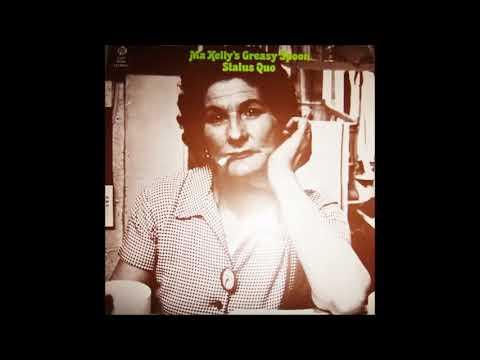 Status Quo Ma kelly's greasy spoon 1970 vinyl rip 🇬🇧 full album link