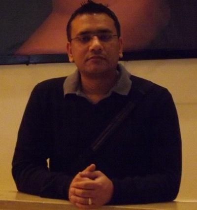 Hitesh Mishra, 21 мая 1962, Красноярск, id213744353