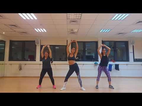 1, 2, 3 Sofia Reyes feat Jason Derulo. Zumba. Loran Hayoo Choreography