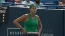 Нью- Хейвен финал Aryna Sabalenka BLR v Carla Suárez Navarro ESP
