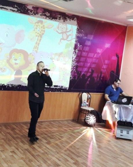 Городецкое общество инвалидов на фестивале бардовской песни