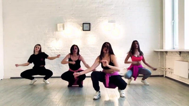 Alesso Anitta - Is That For Me _ Juliana Ionova choreography (Iphone X movie)
