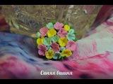 М.К. для начинающих / заготовка цветочная поляна ☼