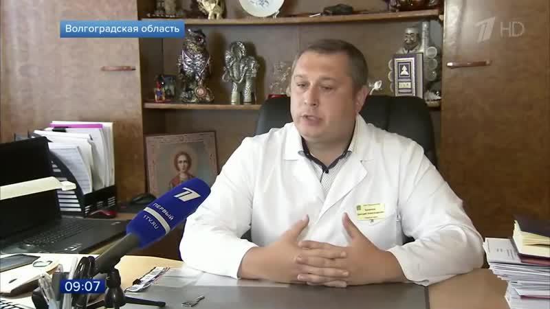В одной из поликлиник Волгоградской области детей лечил человек не имеющий отно