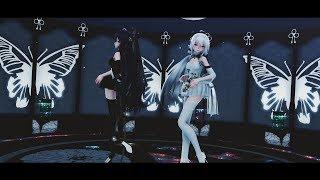 【MMD】宵々古今 Yoiyoi Kokon【TDA China Dress white_Haku27931天依】