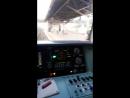 ставим во 2-ое Тормозное и 75 км/час с угла платформы в час пик пассажиры говорят :глазомер у машиниста стоп
