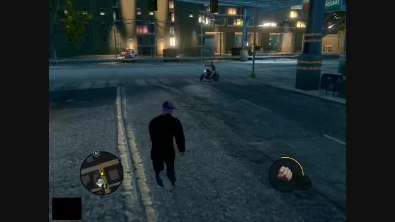 Угар в Saints Row