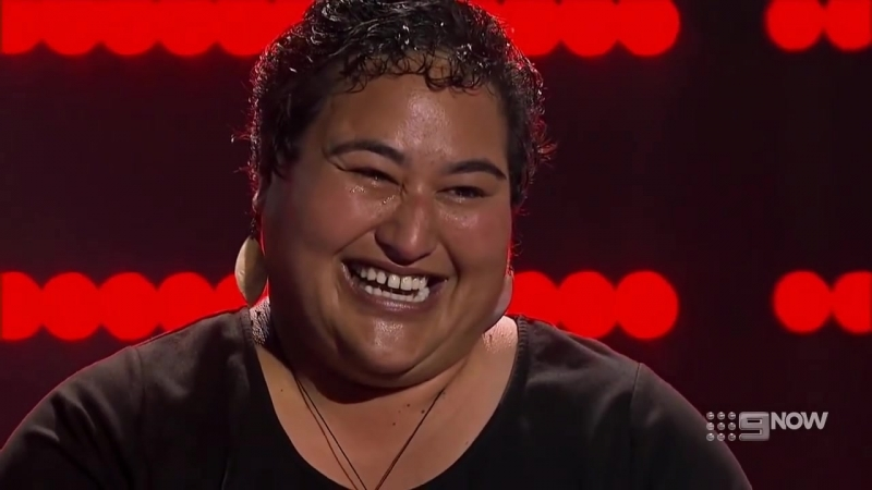 Blind Audition Aunty Ora One and Only The Voice Australia 2018