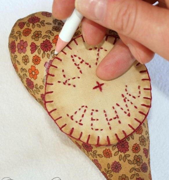день влюбленных традиции, мягкое сердце своими руками