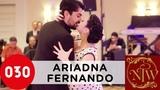Ariadna Naveira and Fernando Sanchez Gallo ciego, San Francisco 2016 #ariadnayfernando