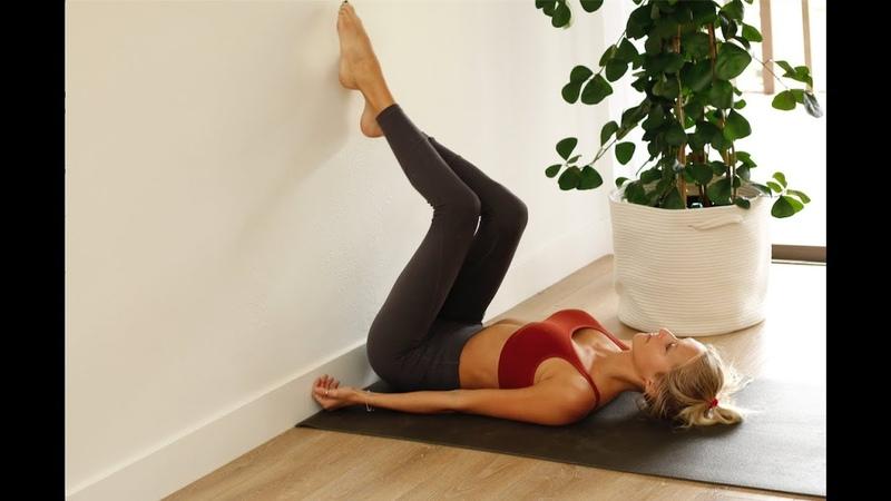 Day 12 Morning Total Body Yoga Workout - Vinyasa Flow | Yoga With Tim