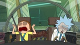 Rick and Morty Not in Control