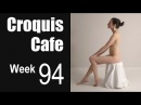 The Croquis Cafe: The Artist Model Resource, Week #94