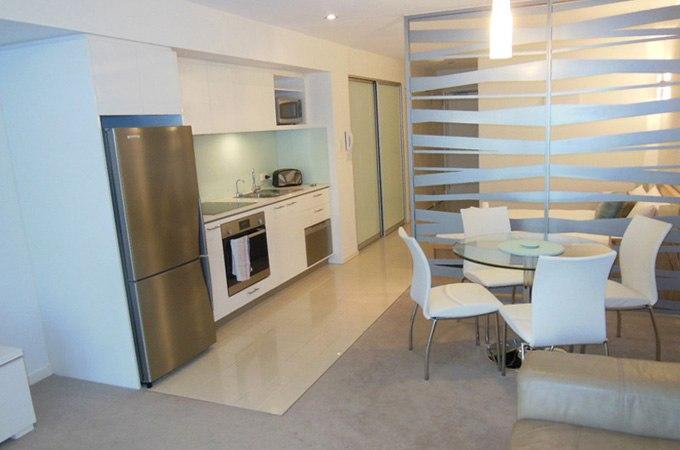 Дизайн квартиры-студии 40 м в Перте / Австралия - http://kvartirastudio.