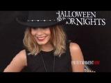 Halloween Horror Nights Eyegore Awards 2014 - Vanessa Hudgens, Eiza Gonzalez, Tara Reid