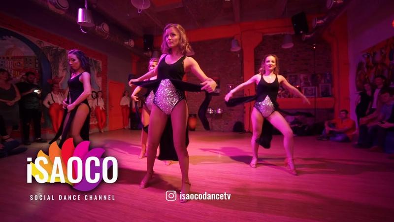 Show in Respublica Vosmera, Sunday 29.04.2018