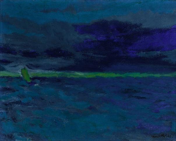 Эмиль Нольде, Emil Nolde (7 августа 1867–1956)— один из ведущих немецких художников-экспрессионистов.