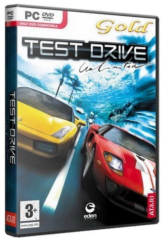 test drive unlimited 2 (2011rusengrepack by rg packers)