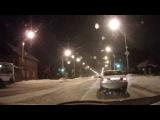 Омск ул.Герцена 17.01.2014. ТХ на Toyota Corona К447УК55rus.