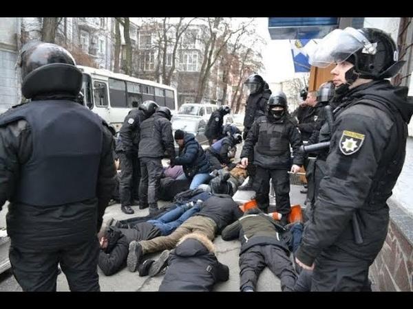 Покарання для поліцейського, що бив активістів - Перші про головне. День (15.00) за 12.02.19