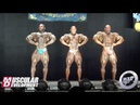 Prejudging Callouts Comparisons | 2018 IFBB Muscle Mayhem Pro