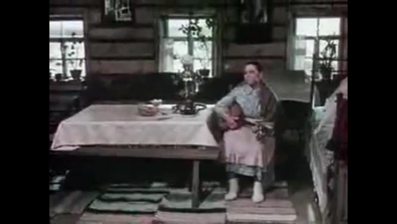 Из фильма Деревня Утка Шишок