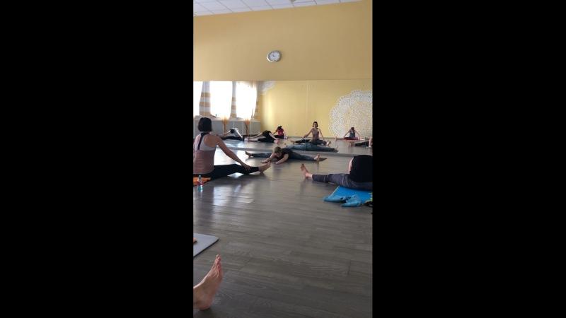Занятия Stretch