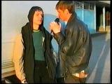Интервью с гр.Витя Малеев В Школе И Дома после концерта (апрель 1997 года,г.Херсон)