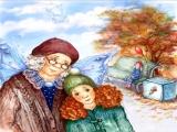 Песня Я с бабушкой своею