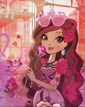 ever after high кукла эппл вайт