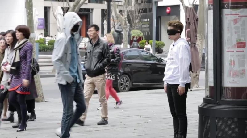 Social Experiment in China I'm gay would you hug me Rela смотреть онлайн без регистрации