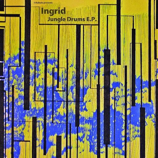 Ingrid альбом Jungle Drums E.P. (I-Robots Present: Ingrid)