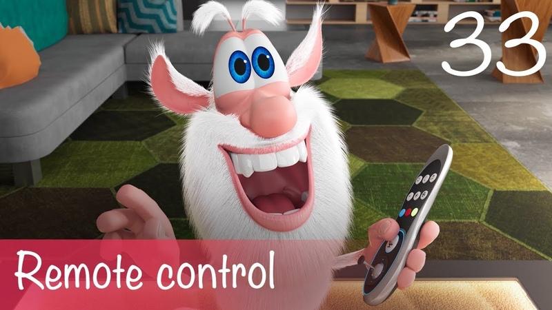 Booba - Remote control - Episode 33 - Cartoon for kids