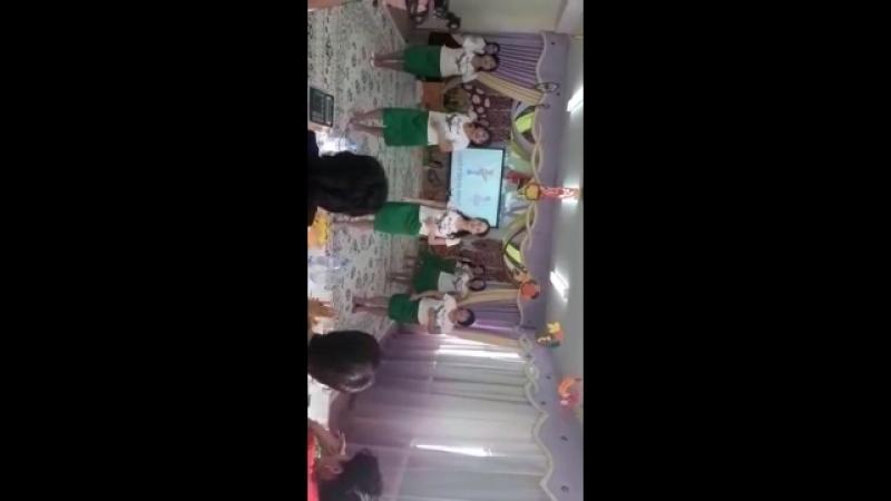 Тәрбиешілер конкурсы Мәңгілік ел тобы